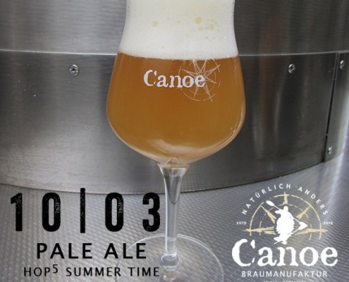 10|03 Pale Ale