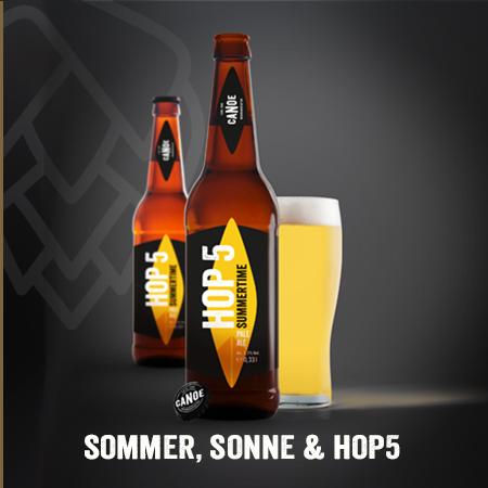 Pale Ale: Hop 5 Summertime
